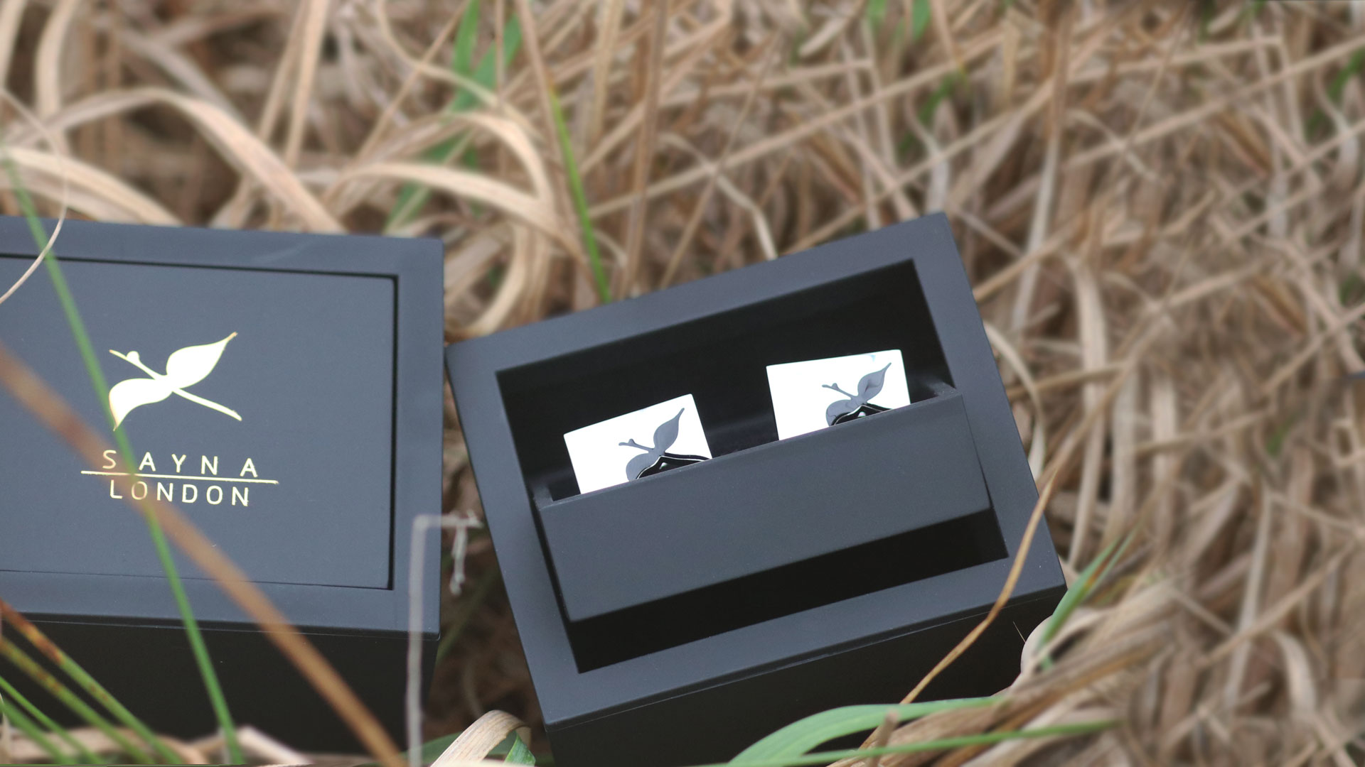 Sayna cufflinks men accessories london
