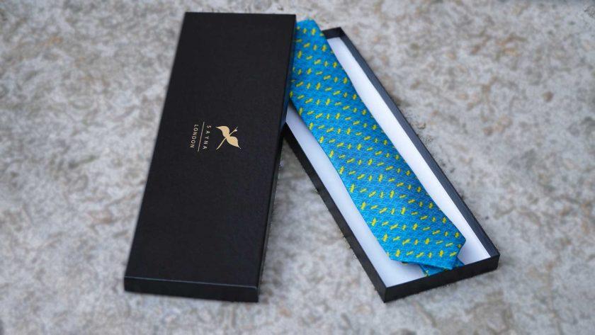 SAYNA LONDON MEN Accessories london Tie Cufflinks