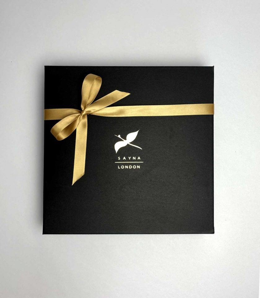 silk scarf gift box