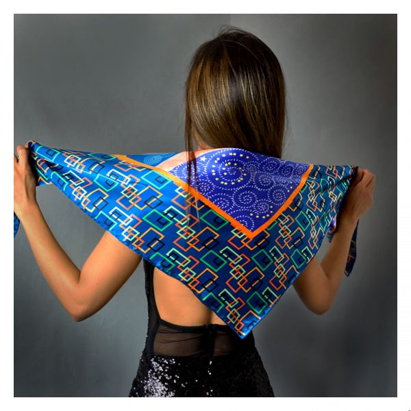 SAYNALONDON Scarf collection for women