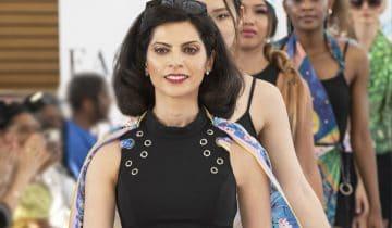 Silk Scarf Fashion Show