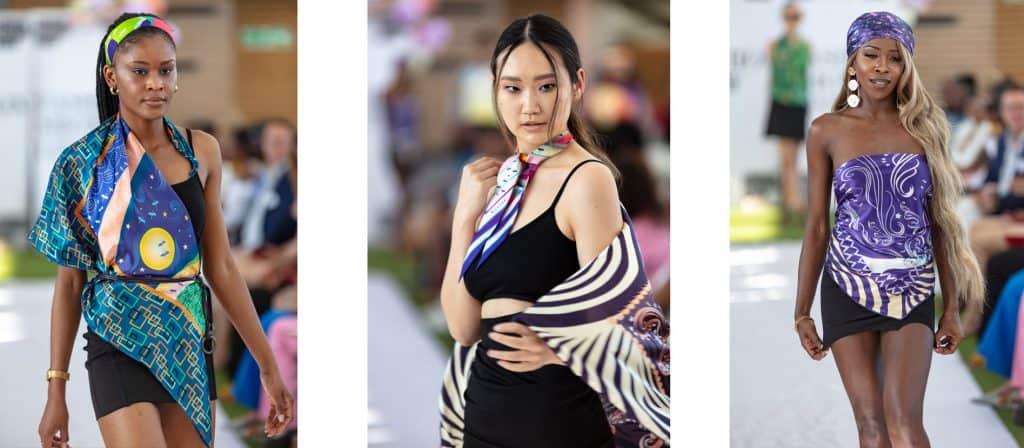london fashion week - SAYNA LONDON Fashion Show