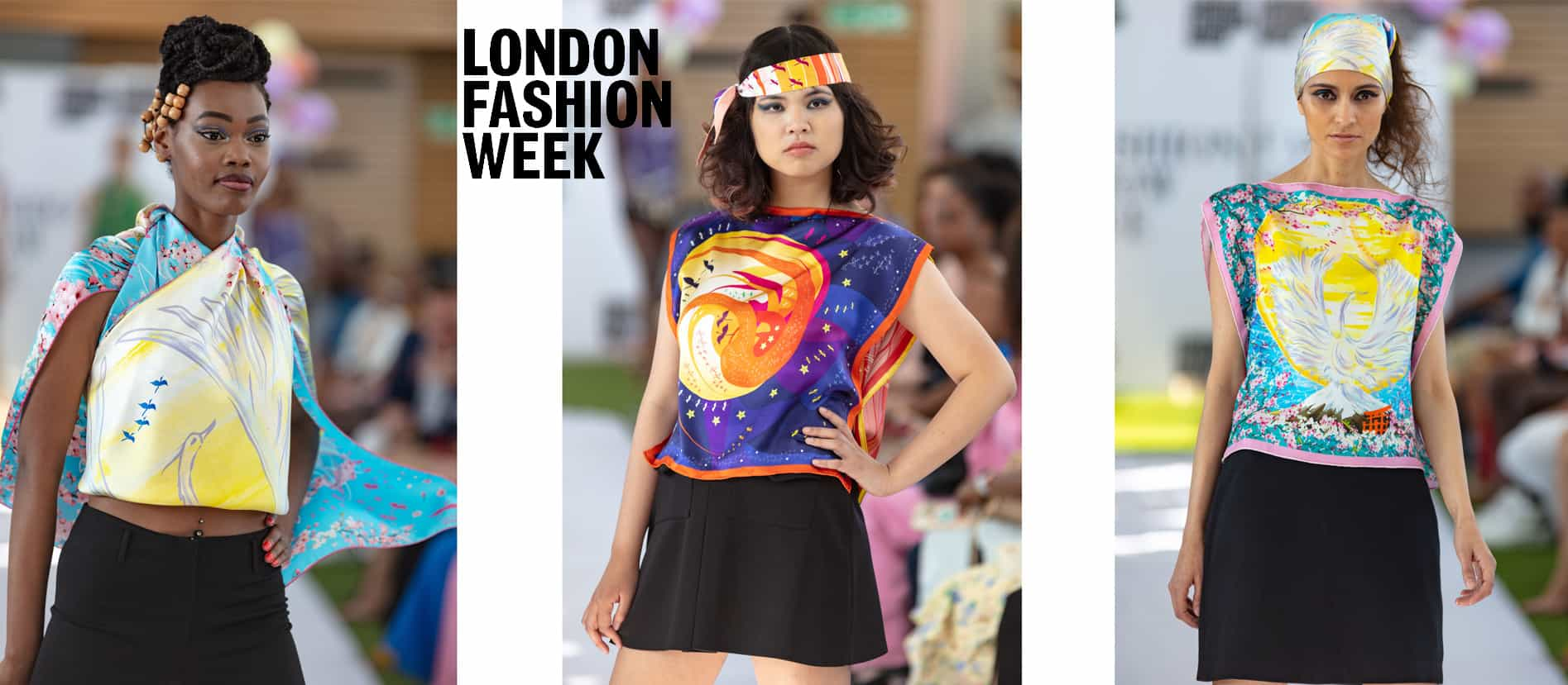 LONDON Fashion Week 2021- SAYNA LONDON